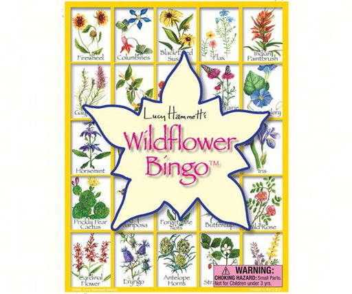 Wildflower Bingo