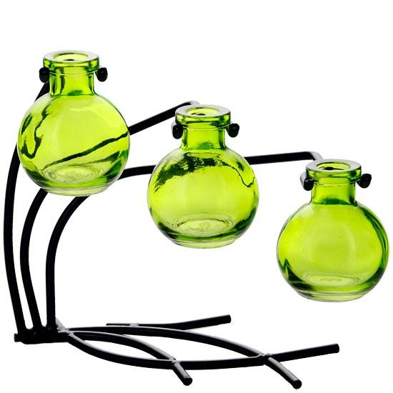 Casablanca Vase Set Lime