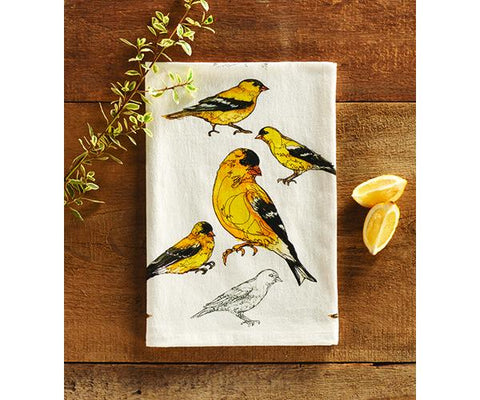 Goldfinch Towel