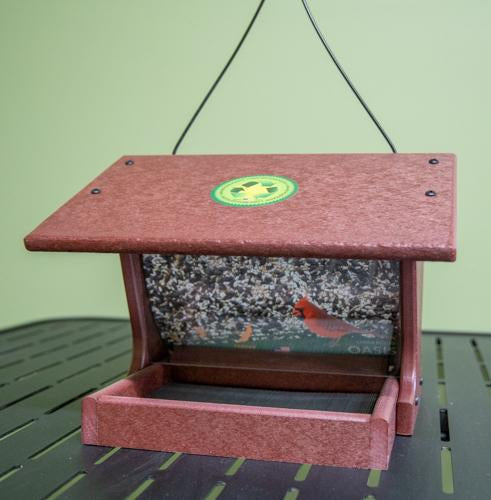 Cherrywood Oasis Recycled Bird Feeder