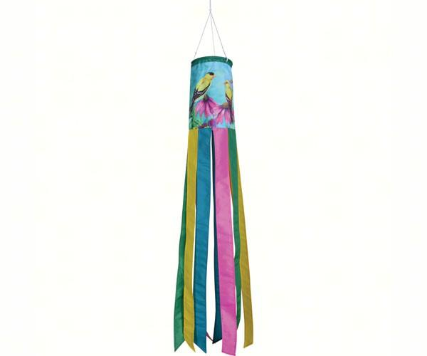 Summer Goldfinches Windsock