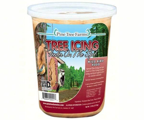 Tree Icing Suet Spread