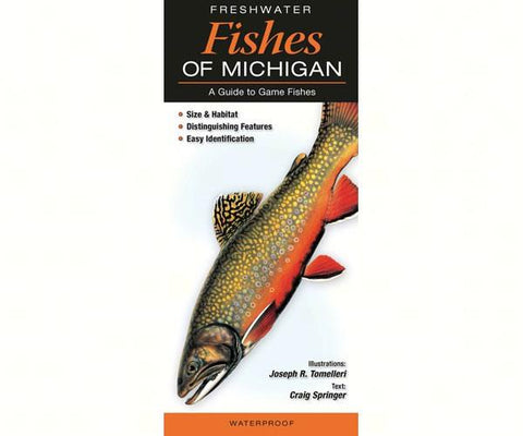 Freshwater Fishes of Michigan guide