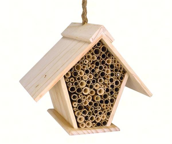 A-Frame Mason Bee House