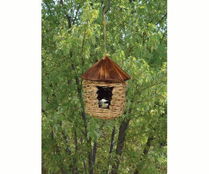 Cheap reed grass bird house