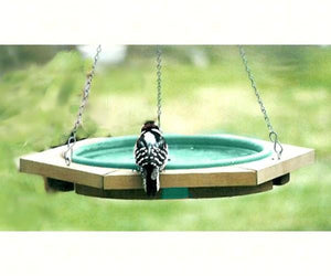 Mini Hanging Bird Bath