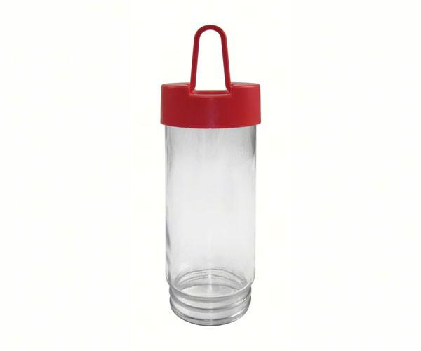 DR. JB Replacement Red Jar and cap