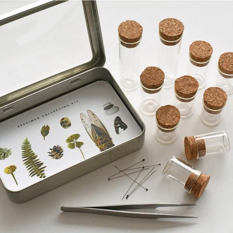 Insect and plant collection kit
