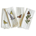 Swallowtails and Monarchs Napkin Set