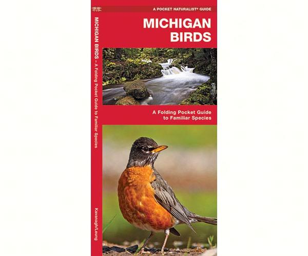 Michigan Birds guide book