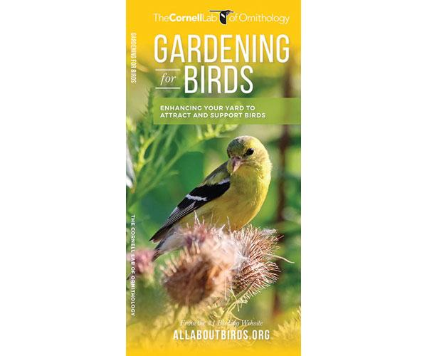 Gardening for Birds book