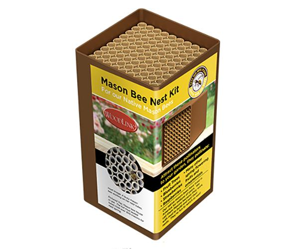replacement fiberboard mason bee nesting tubes