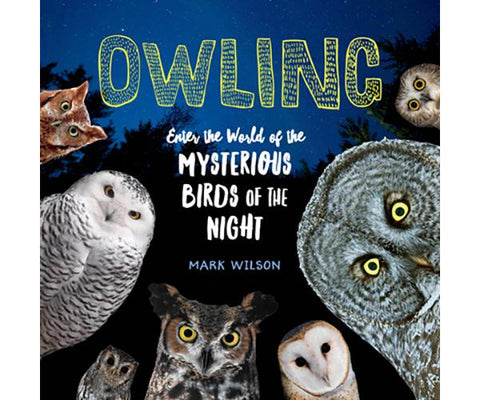 owling book cover