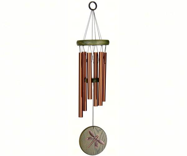 Woodstock Habitats Green Dragonfly Wind Chime