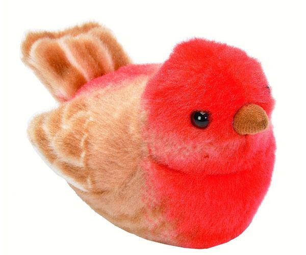 House Finch Stuffed Animal