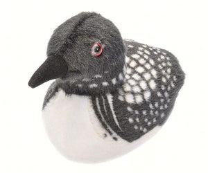 Common Loon Stuffed Animal