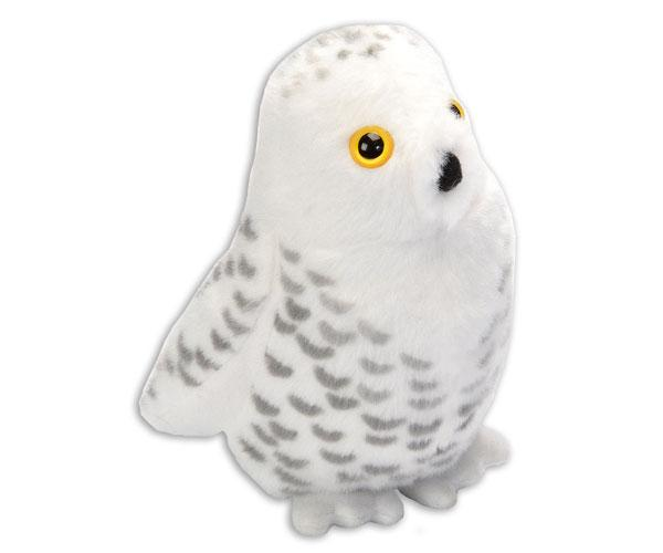 Snowy Owl Stuffed Animal