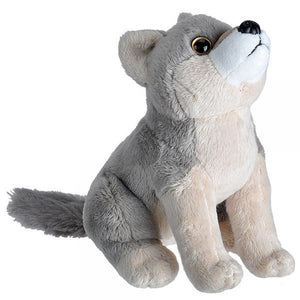Plush Wild Calls Wolf stuffed animal