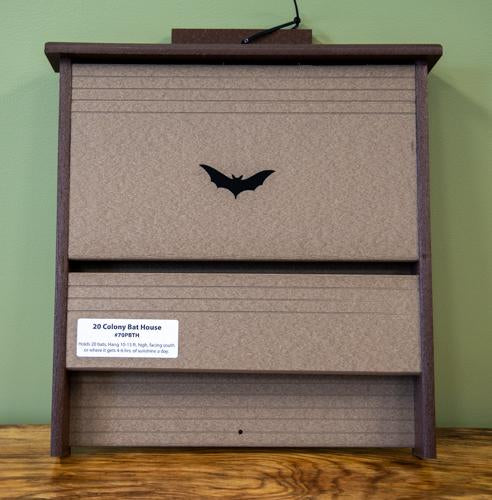 Eco friendly bat house