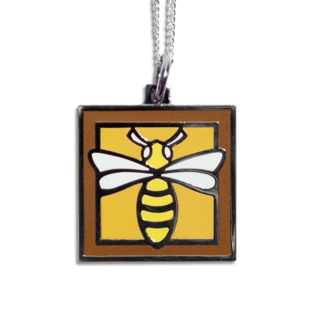 Motawi Bee Pendant Necklace