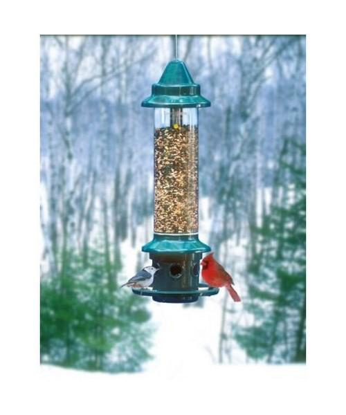 squirrel buster plus bird feeder