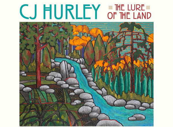 Hurley Lure of Land notecard box