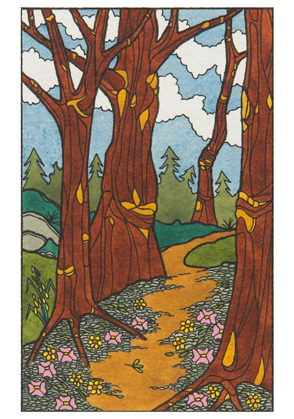 Hurley Lure of Land notecard path