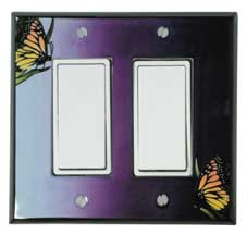 Monarch Double Wide Switch Plate