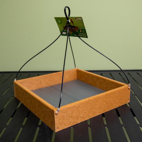 Hanging Tray Feeder - 12 x 12