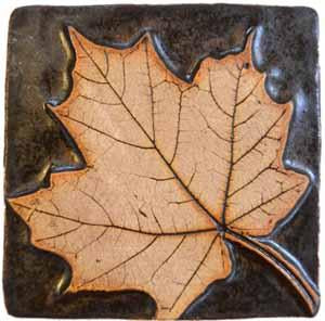 Maple Leaf tile