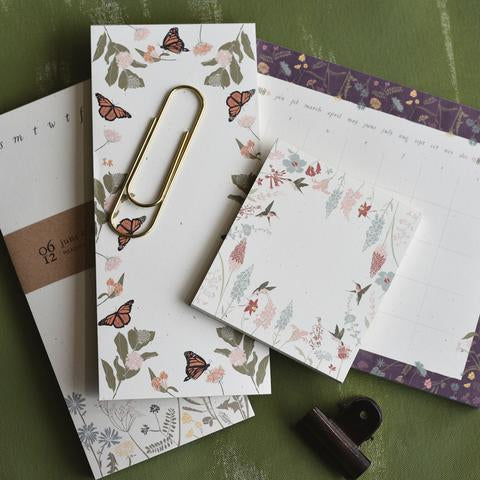 Hummingbird Mini Notes by June and December