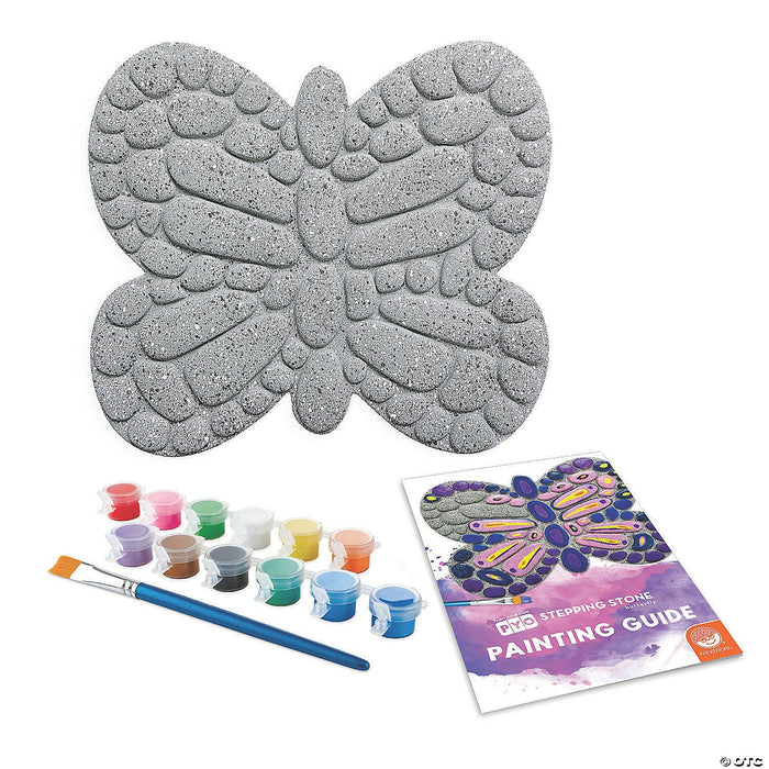 Paint Your Own Stepping Stone: Butterfly 3