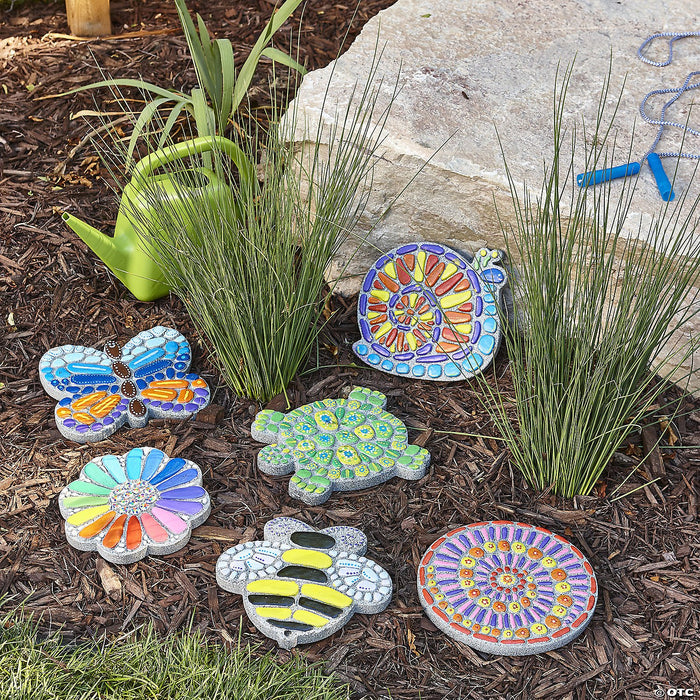 Paint Your Own Stepping Stone: Butterfly 5