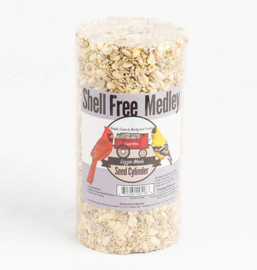 hell Free Medley Seed Cylinder