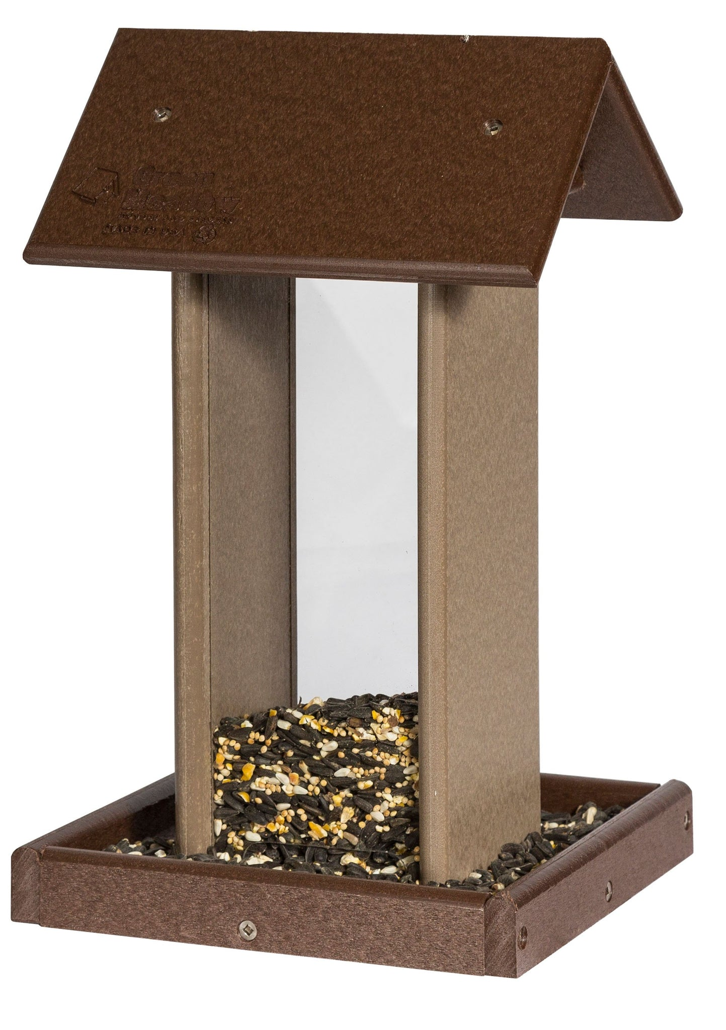 USA made Tall Bird Feeder