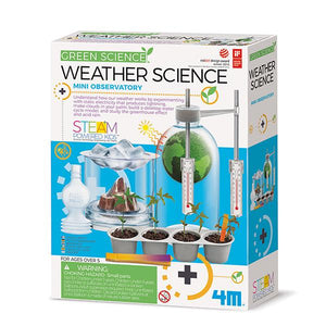 4M: Weather Science kit