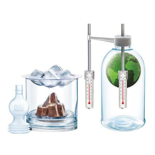 Weather experiment science kit