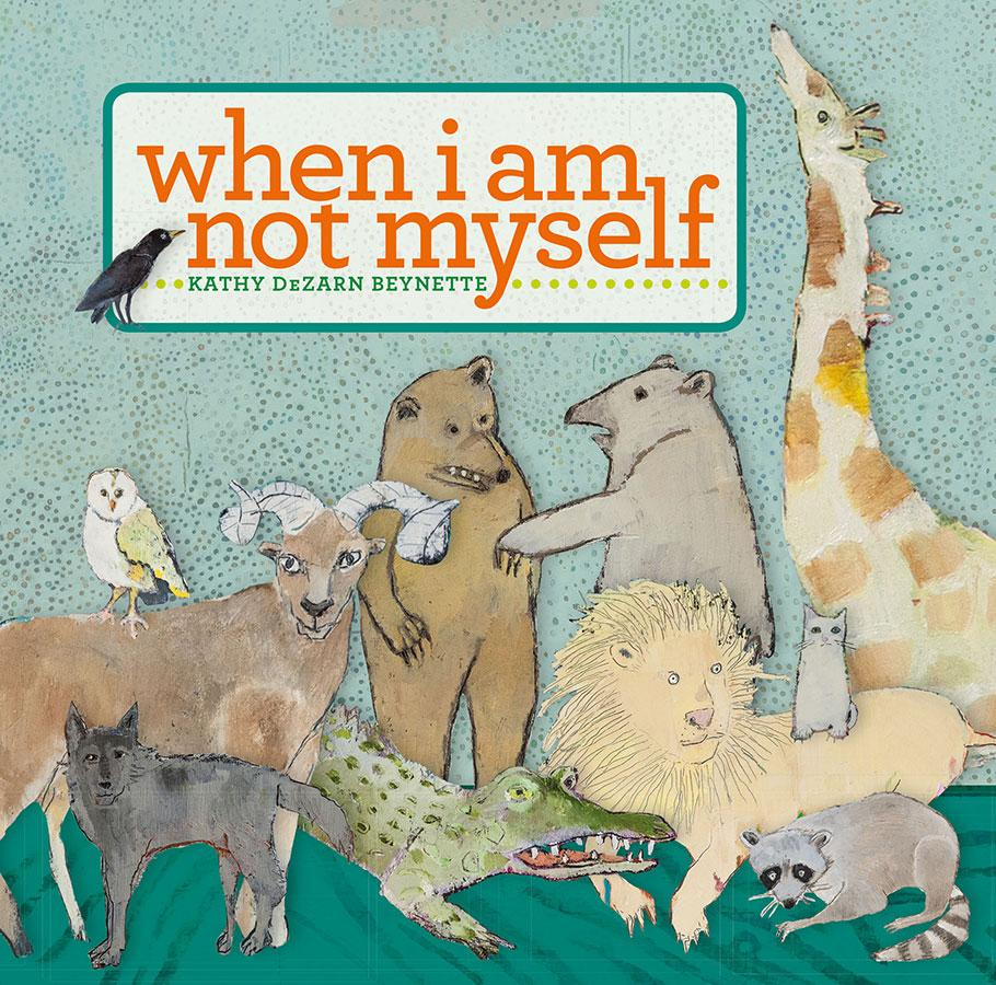 WHEN I AM NOT MYSELF book