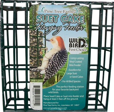 Small Wire suet Feeder
