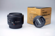 Load image into Gallery viewer, 35mm F2 Camera Lens for Nikon Canon EOS