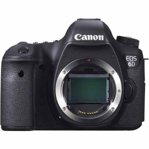 Canon 6D Full Frame DSLR Camera