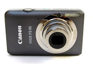 Used, Canon 115 HS Digital Camera
