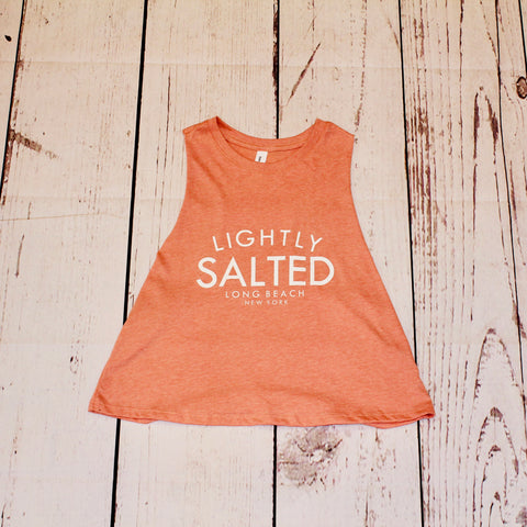 Lightly Salted Crop Tank