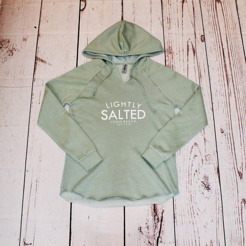 Lightly Salted Wave Wash Hoodie