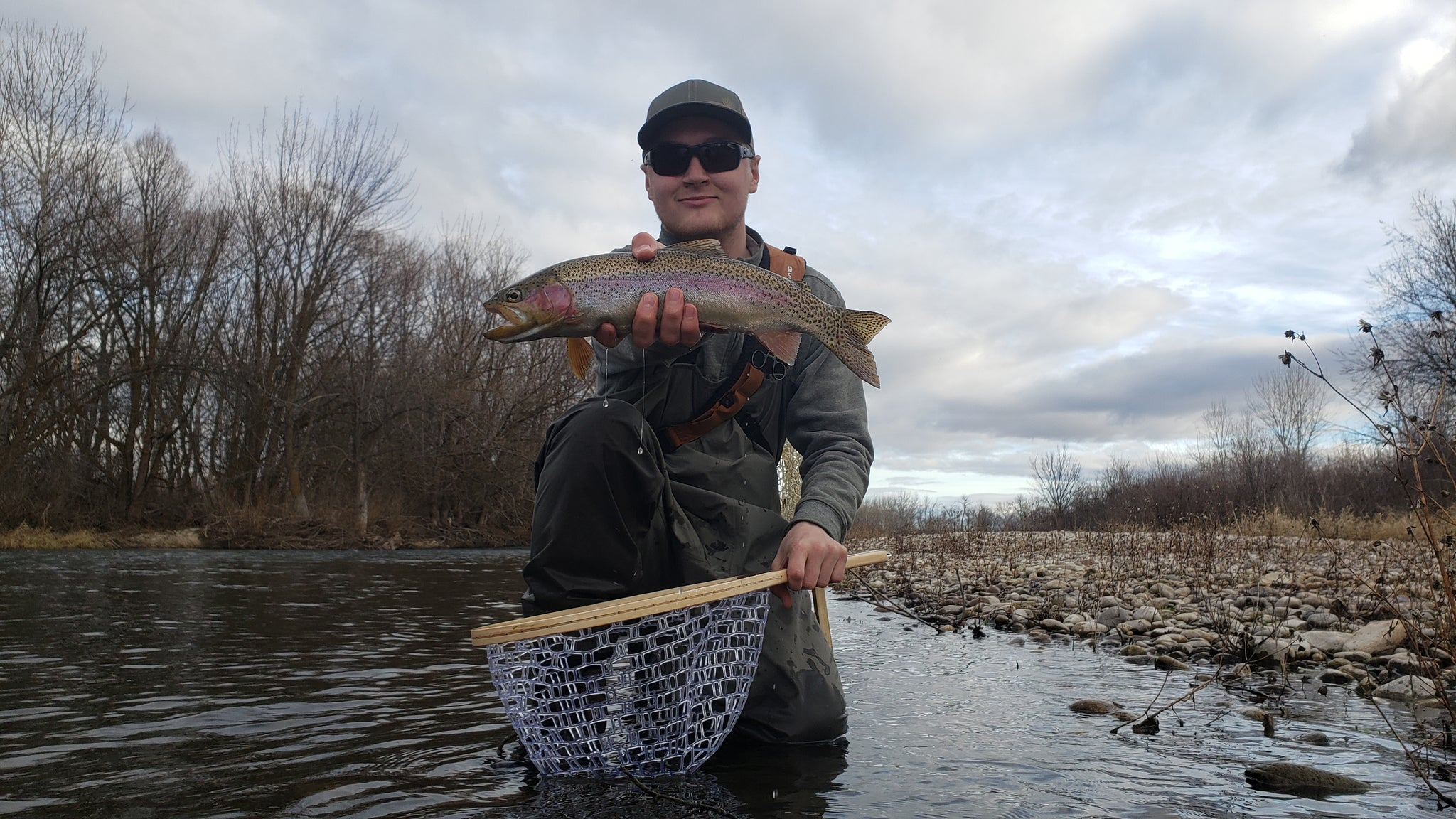 February Boise River Fishing Report - Week 2