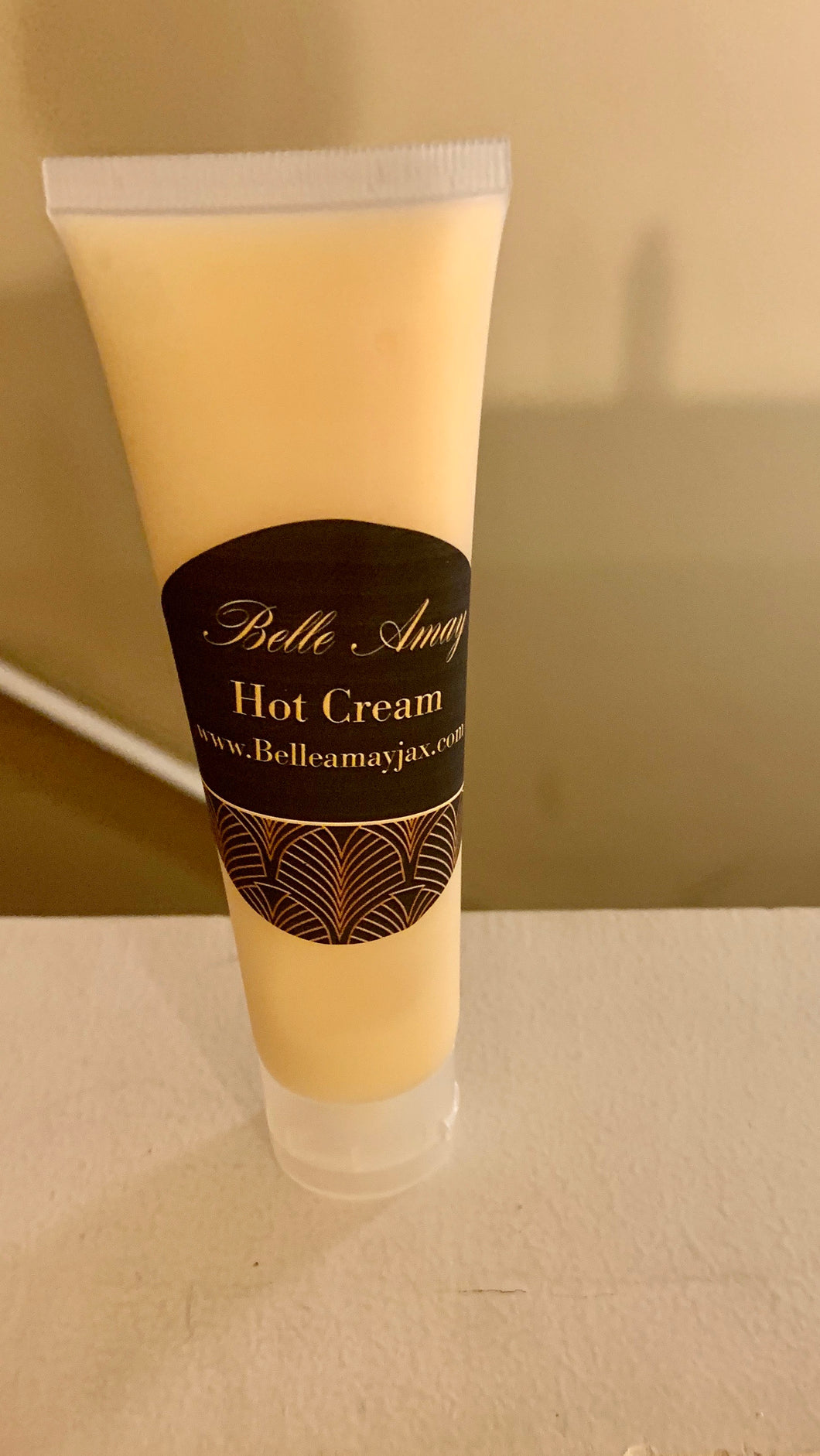 Belle's Hot Cream Tube