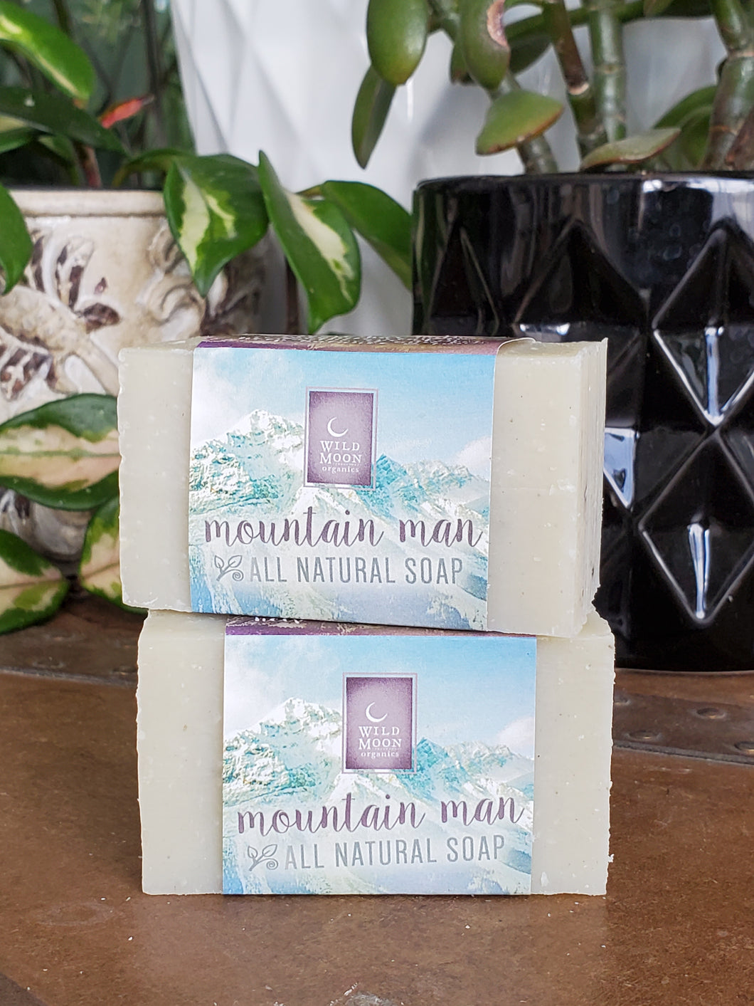 Mountain Man - All Natural soap
