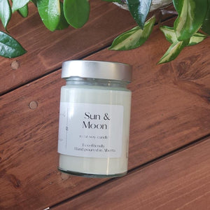Sun and Moon | 10 oz Soy Candle