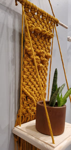 Macrame Shelf #2