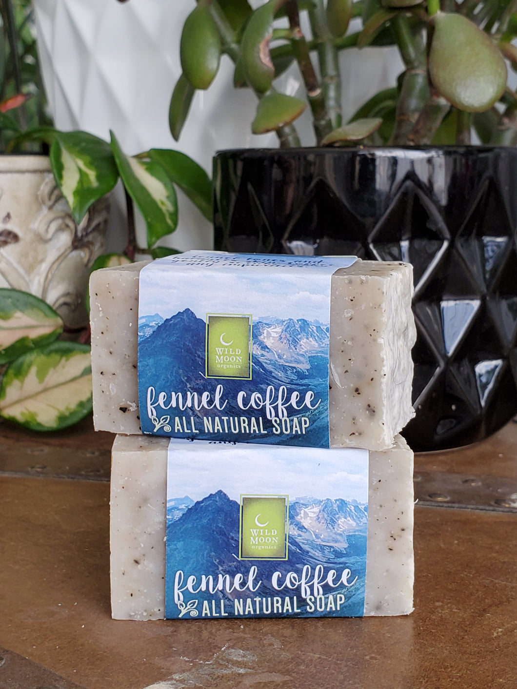 Fennel Coffee - All Natural soap